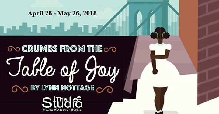 Crumbs From The Table Of Joy Running Apr 28 May 26 2018